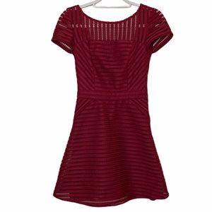 Naf Naf Paris red dress!